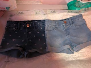 Shorts bebé 12/18 meses