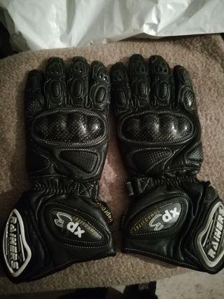 guantes para moto rainers