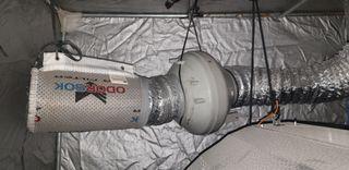 Filtro y extractor RVK