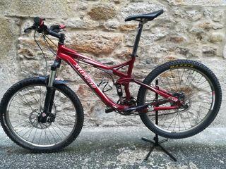 Bicicleta montaña specialized xc
