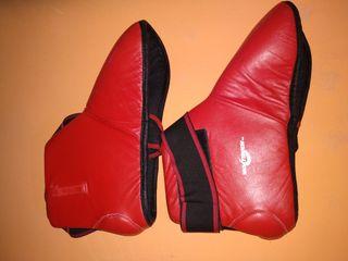 protectores de pies