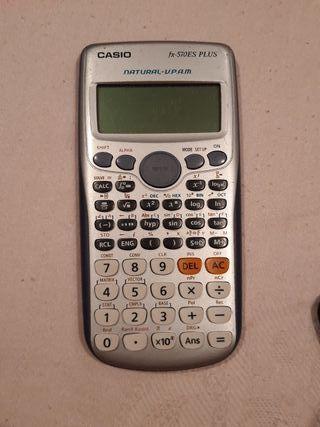 calculadora científica casio fx570plus