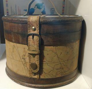 Caja decoración Vintage