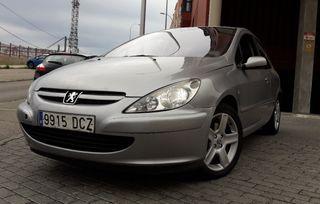 Peugeot 307 2.0 HDI 136 cv 6 velocidades