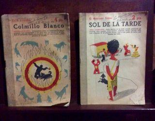 Biografias,novelas....años 50