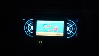 Radio de coche mp5