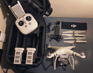 DRON DJI PHANTOM 3 ADVANCED