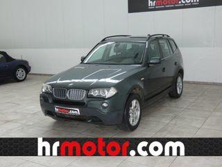 BMW X3 3.0d Aut.