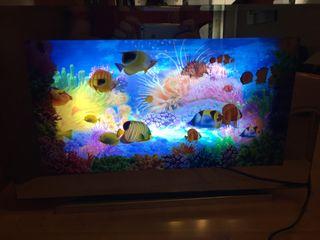 Simulador de acuario