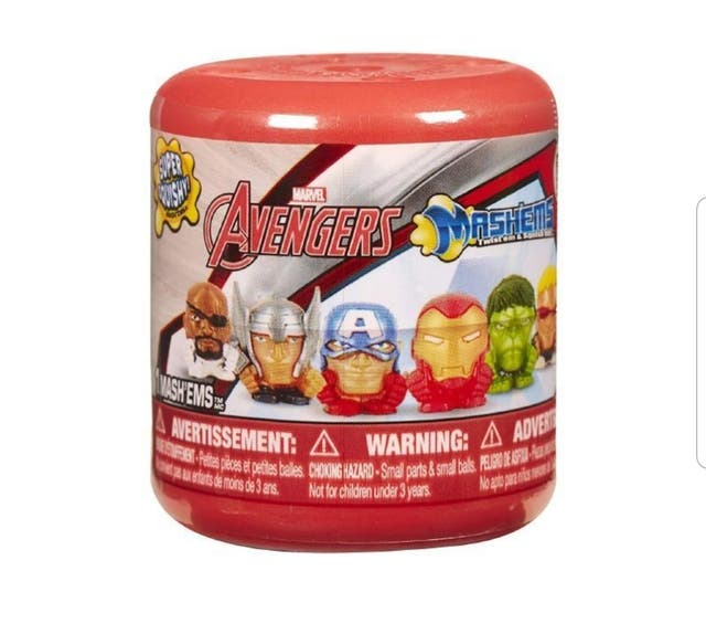 brand new avengers mashems