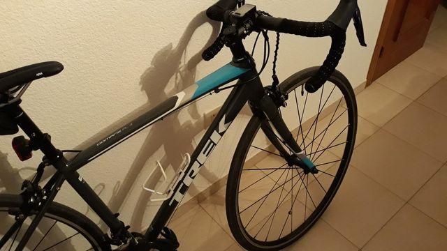 Bicicleta carretera mujer Trek