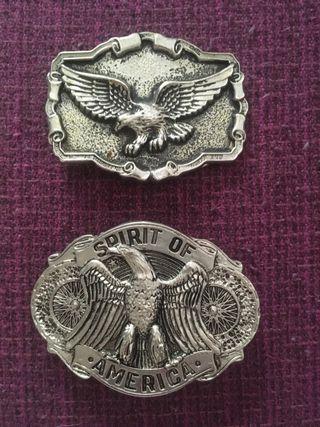 Hebillas Águila
