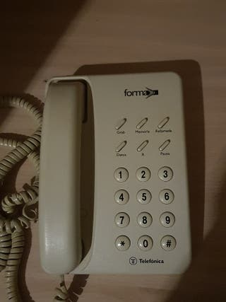 Teléfono Forma