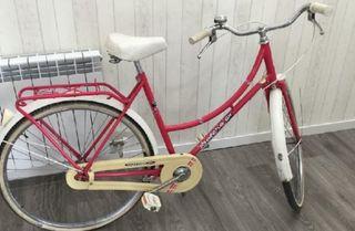 Bicicleta bh bolero vintage rosa