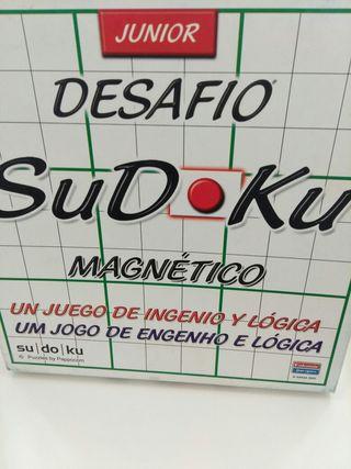 Sudoku magnético