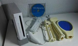 Wii + REGALO Pack Wii Sport