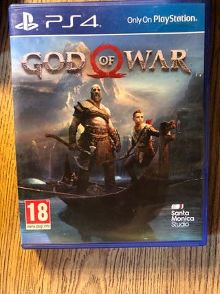 God Of War PS4 CHEAP