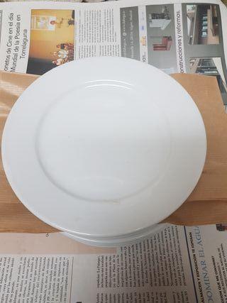 platos modelo hotel