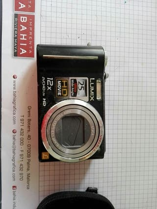 Cámara Panasonic Lumix DMC-TZ7