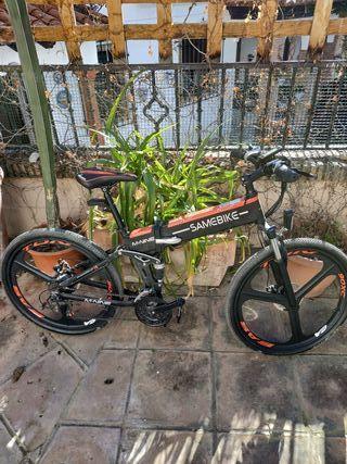 Bicicleta Electrica Samebike lo26