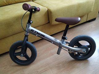 Bicicleta Decathlon sin pedales