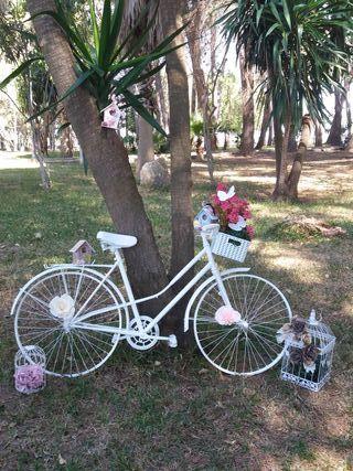 Bicicleta de evento