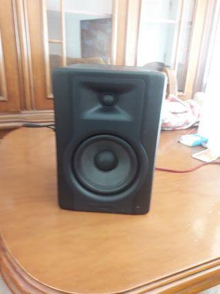 Monitor profesional de estudio M-AUDIO bx5