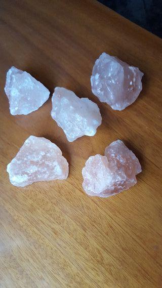 Sal rosada del Himalaya