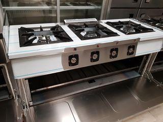 cocinas industriales economicas precio más iva