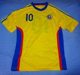 Camiseta FUTBOL seleccion RUMANIA - MUTU