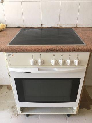 Vitro cerámica y hornos integrados lynx