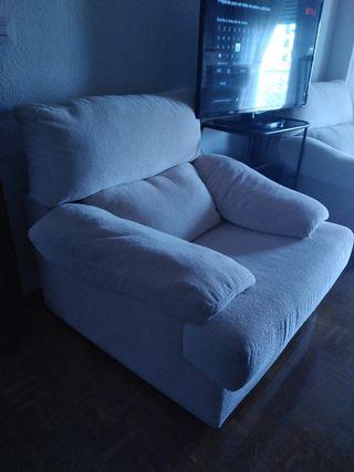 Sillón, sofá 2 unidades