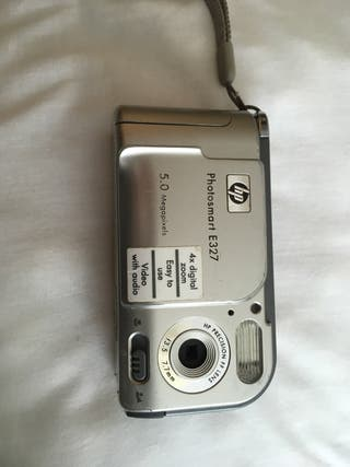 Hp cámara de fotos digital