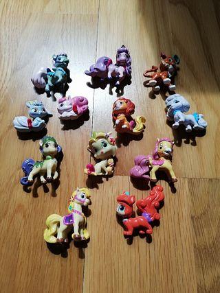 Libro juego Palace Pets-figuritas inglés Disney