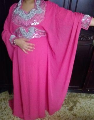 vestido abaya