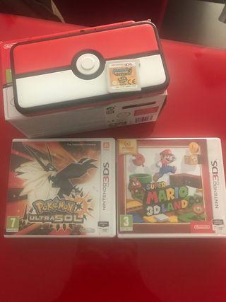 New Nintendo 2Ds Pokemon Edition
