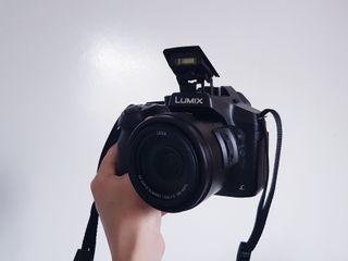 Cámara - Panasonic Lumix , 25-600 mm F2.8