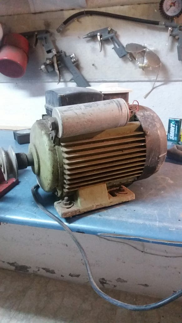 motor 2.5 caballos