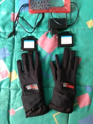 Guantes calefactables Heatsport