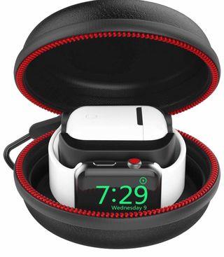 Funda para carga apple watch + Airpods