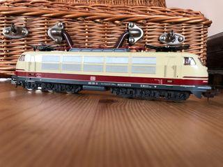 Lima 20 8100 Locomotora H0