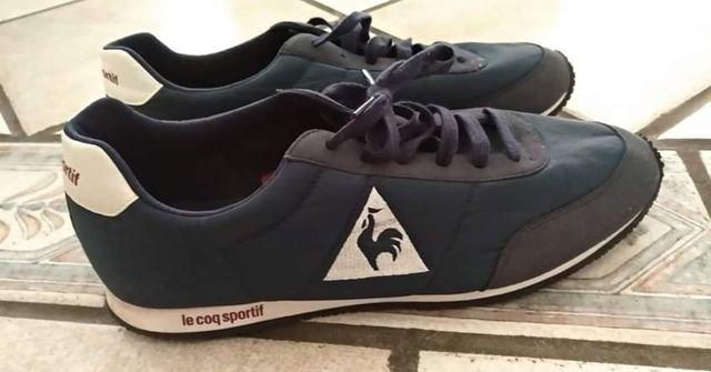 zapatillas de marca le coq
