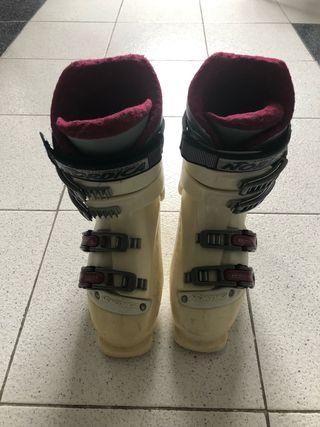 Botas de esquí de niño