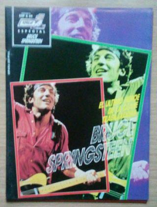 Revista Popular 1 Especial A 69 Bruce Sprngsreen