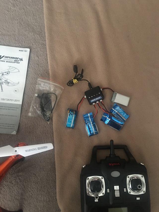 Dron Syma X5SW explorers