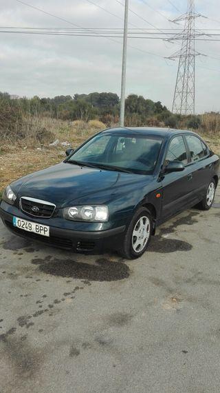 Hyundai Alantra 2001