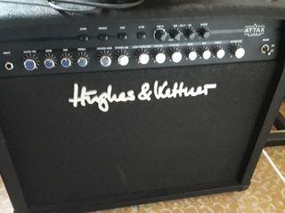 Amplificador Hughes&kettner attak100