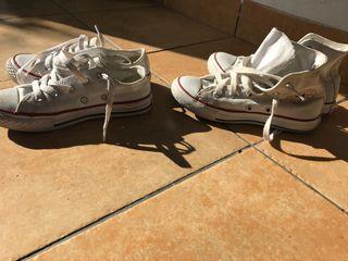 Zapatillas converse de niñ@