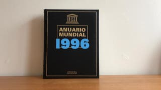 Anuario mundial 1996- Difusora Internacional