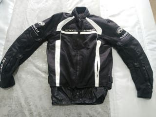 chaqueta HELD airmate con protecciones